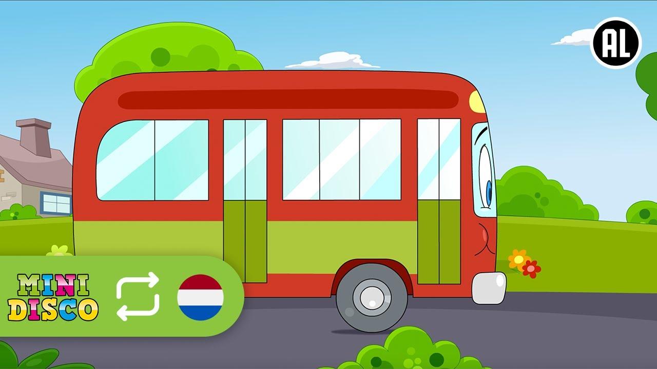 De Wielen Van De Bus Non Stop Kinderliedjes Liedjes Voor