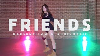Marshmello & Anne-Marie - FRIENDS | LUCY CHOREOGRAPHY