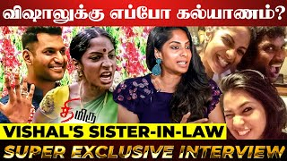 Sriya Reddy's Exclusive Interview | Marriage