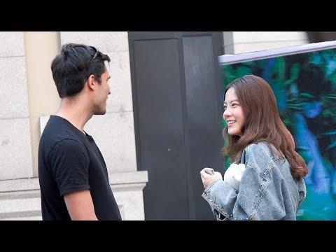 Picking Up Girls In CHINA!!