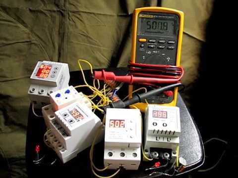 Рубеж РКН1-40А напряжением