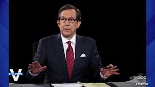 Presidential Debate Topics Announced, Part 1 | The View