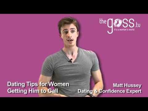 dating advice should i call him While men can confuse the heck out of us, sometimes they're the best at dishing out dating advice learn the 7 most important dating tips for women from men.