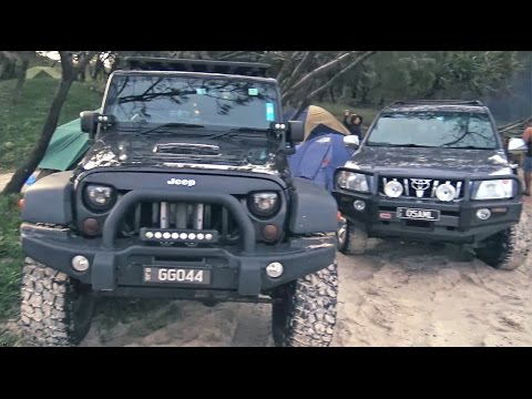 jeep wrangler jk and toyota beach offroading and camping. Black Bedroom Furniture Sets. Home Design Ideas