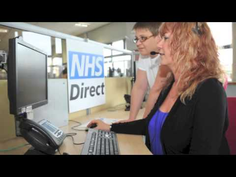 NHS Direct case study - Simon Gosney, NHS Direct