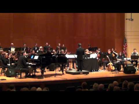 Bridge Over Troubled Water - Jason Coleman with Orchestra