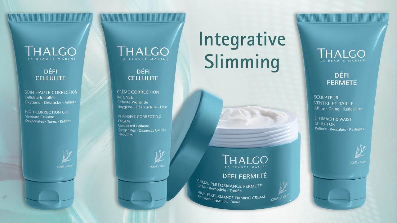 integrativ de slăbire thalgo