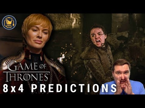 """Game Of Thrones 8x4 Predictions   The Aftermath Of """"The Long Night"""""""