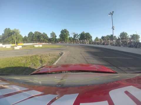 Lake County Speedway Renegade Pursuit 6-14-14