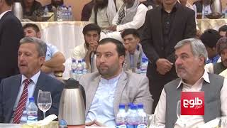 Noor Lashes Out at Hekmatyar, Accuses ARG of Conspiracy