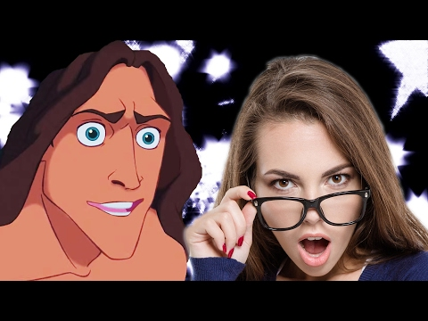 Thumbnail: 8 Confessions About Being Attracted To Disney Characters