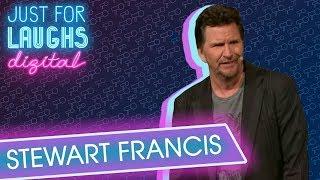 Stewart Francis - My Dad Loves Alex Trebek More Than Me