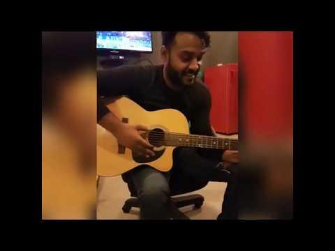 Tum Jaise Chutiyo Ka Sahara Hai Dosto /guitar Cover By  (RG)
