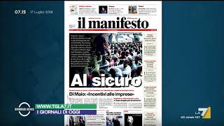 Omnibus News (Puntata 17/07/2018) thumbnail