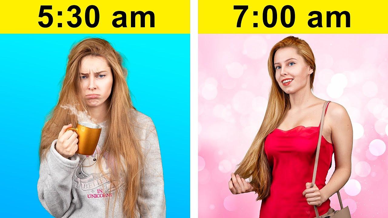 La Mañana de Las Chicas vs de Los Chicos / Situaciones Graciosas