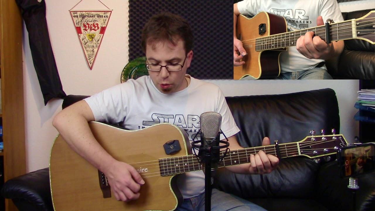 Kay Onelombardi Senorita Auf Der Gitarre Spielen Lernen Einfach