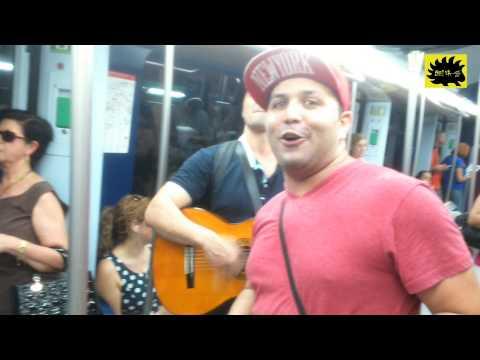 Los mejores músicos del Metro de Madrid