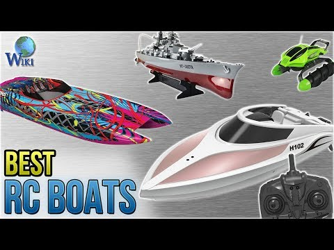 Top 10 RC Boats of 2019 | Video Review