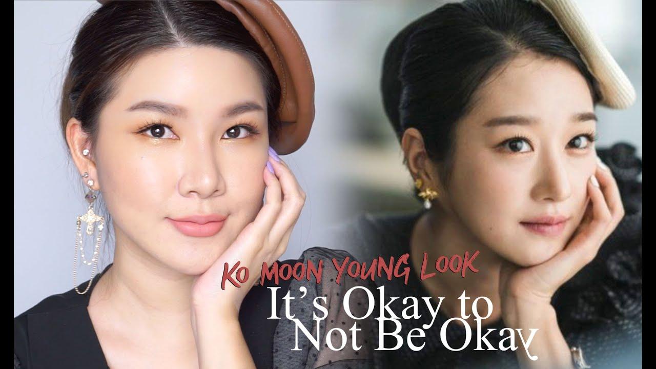 แต่งหน้าตามนางเอก it's okay to not be okay | Mlie Makeup