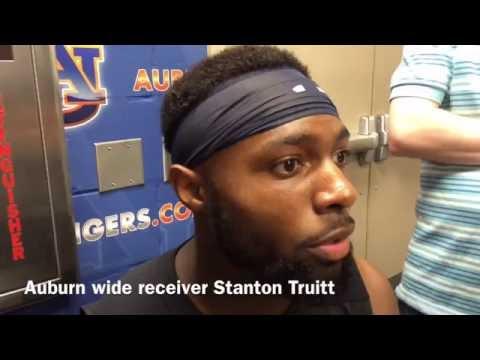Auburn WR Stanton Truitt Believes 2016 Will Be A Breakout Year