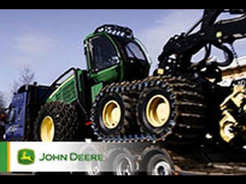 John Deere ForestSight Dienstleistungsvertrag