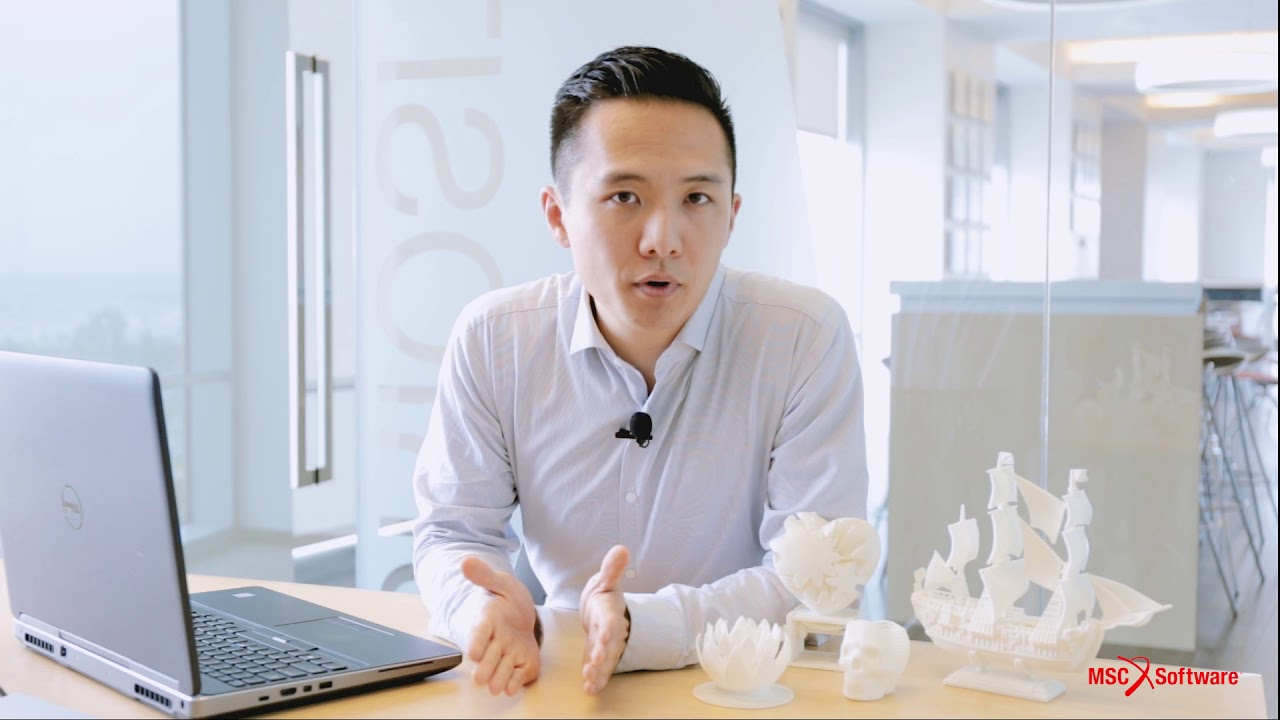 MSC Pro Tips and Tricks- Managing Additive Manufacturing Data in MaterialCenter