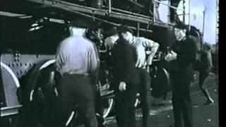 Честь [1938 г., детектив, TVRip] - фильм о железной дороге