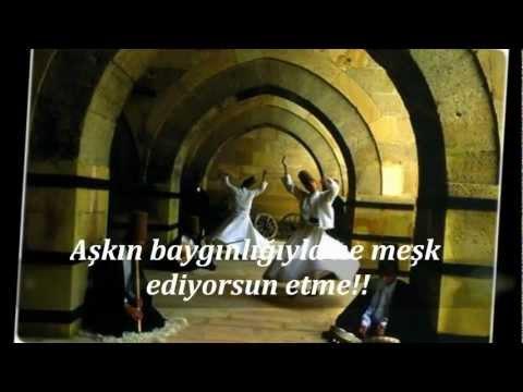 Hz Mevlana Celaleddin Rumi Şems