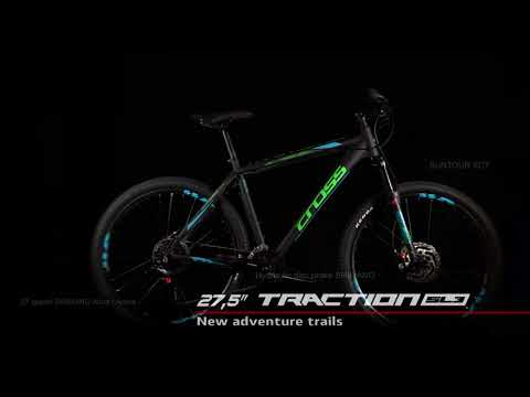 Cross Traction SL3 27,5'' 2018 360 preview