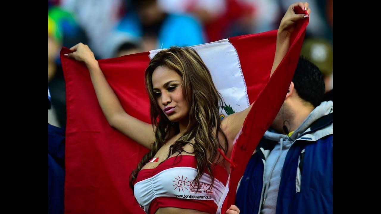 from Hugo hot naked peruvian women