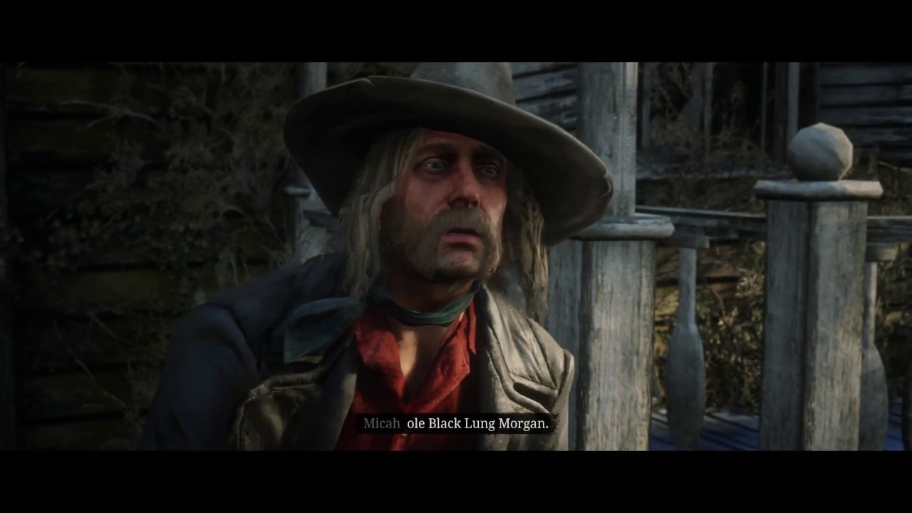 'The Delights of Van Horn' Mission - Red Dead Redemption II