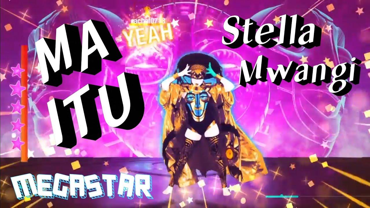 Just Dance 2020 Ma Itu - Stella Mwangi - 5 Stars Megastar Dance Workout