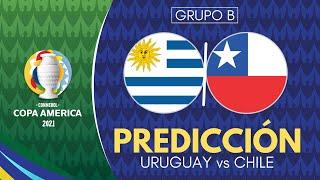 URUGUAY vs CHILE | Copa America 2021 - Previa, Predicción y Pronóstico [En Vivo]