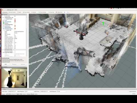 RTAB-Map Saves the Kidnapped Robot | The Pi Robot Project
