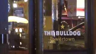 Drive Thru At The Bulldog, Lowertown St, Paul