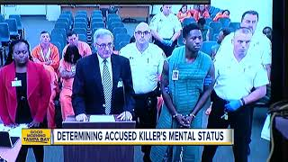 Accused Seminole Heights killer to undergo mental evaluation