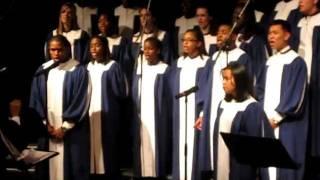 Villanova Gospel Choir-Psalm 23
