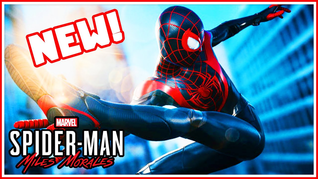 BRAND NEW Spider-Man PS5 Trailer! Miles Morales! Blitzwinger Reacts