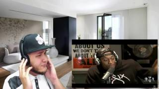 Lecrae freestyles at Hot97 REACTION!!
