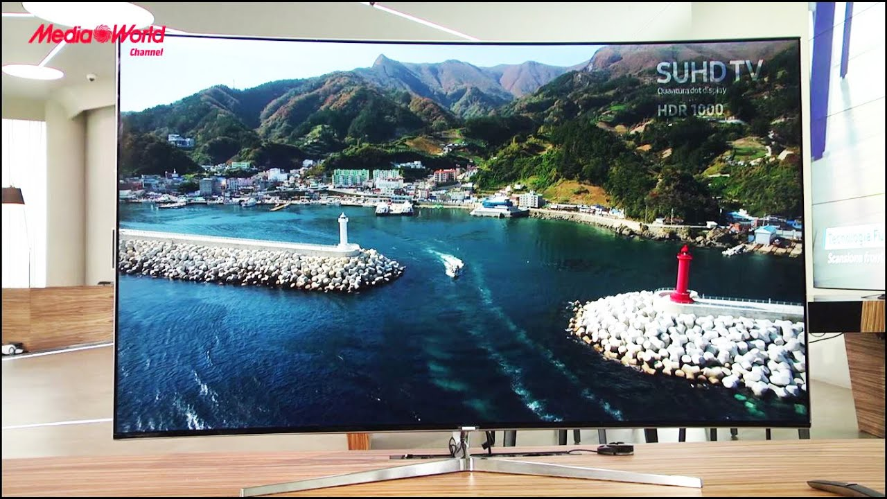 Samsung SUHD TV - Video Recensione [ITA] - YouTube