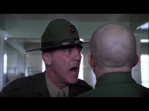 Full Metal Jacket   Gunnery Sergeant Hartman