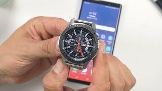 Samsung Galaxy Watch: die BESTEN Tipps & Tricks | deutsch