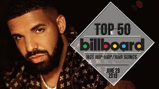 Top 50 • US Hip-Hop/R&B Songs • June 29, 2019 | Billboard-Charts