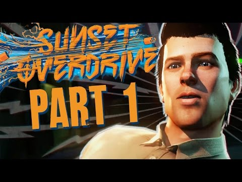 Sunset Overdrive Walkthrough Part 1 - INTRO - Playthrough / Let's Play / Xbox One Gameplay