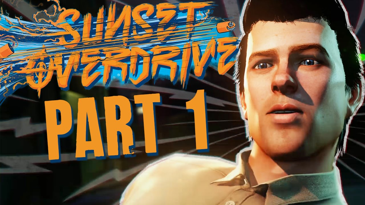 sunset overdrive walkthrough part - photo #39