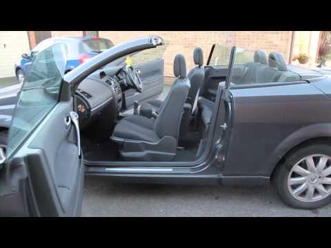 renault megane cc 2004 right side rear window mechanism doovi. Black Bedroom Furniture Sets. Home Design Ideas