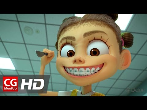 "CGI Animated Short Film: ""Don't Croak"" by Daun Kim 