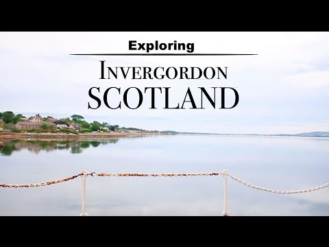 INVERGORDON, SCOTLAND - Exploring - VLOG #24