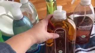 Favorite Cleaning Products Thumbnail