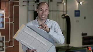 Sistema Autofijación Klett de Uponor para suelo radiante